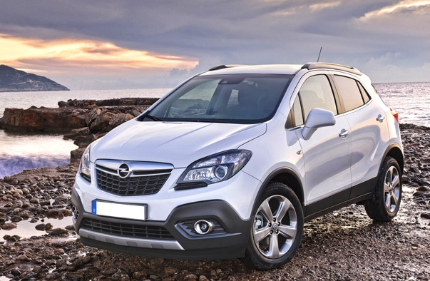 "Featured image for ""Sconti esclusivi per gli associati CNA: Opel Mokka 2015"""