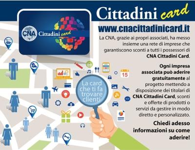 """Featured image for """"CNACittadiniCard. Un'opportunità unica per trovare nuovi clienti e far crescere la tua azienda"""""""