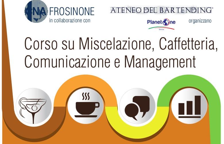 """Featured image for """"BAR/Ristoranti. Corso su Miscelazione, Caffetteria, Comunicazione e Management"""""""