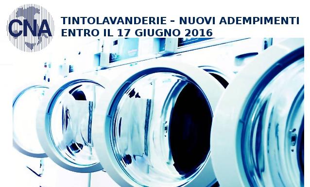 """Featured image for """"Tintolavanderie. Nomina del Responsabile Tecnico entro il 17 giugno 2016 – Due nuovi seminari a Frosinone e Cassino"""""""
