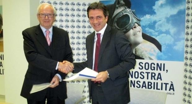 """Featured image for """"Intesa CNA consorzio Cobat per la gestione dei rifiuti tecnologici: nasce Easy Collect"""""""