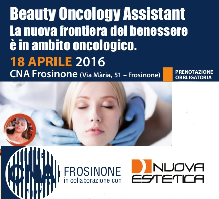 """Featured image for """"Beauty Oncology Assistant. La nuova frontiera del benessere è in ambito oncologico"""""""