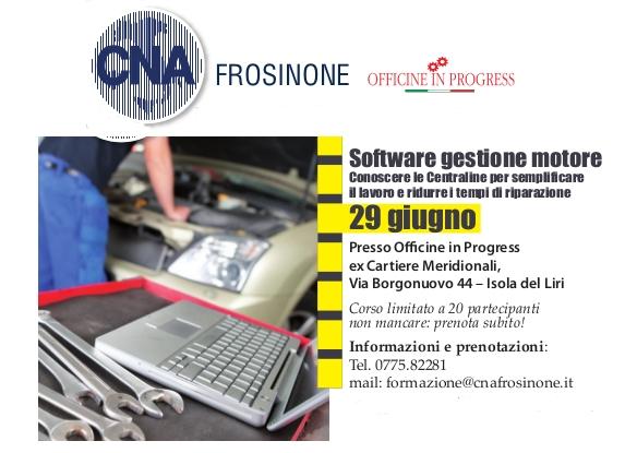 """Featured image for """"Autoriparazione. Software gestione del motore – EVENTO PRATICO"""""""
