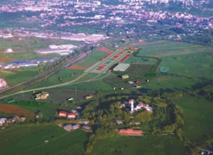 """Featured image for """"Consorzio ASI, variante PRT Area Aereoportuale Intermodale di Frosinone"""""""