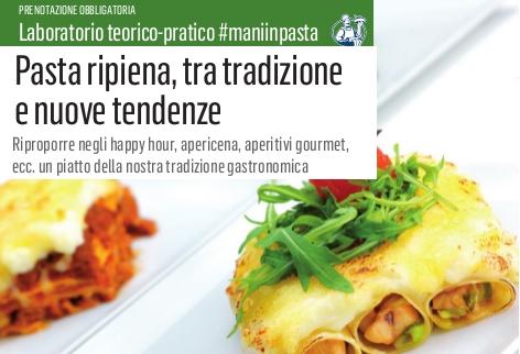 """Featured image for """"Alimentare. Laboratorio: """"Pasta ripiena, tra tradizione e nuove tendenze"""" – 21 e 22 novembre Accademia Polselli"""""""