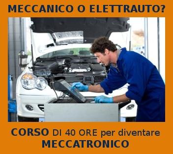 """Featured image for """"Autoriparazione. CORSO per la qualifica di MECCATRONICO. Inizio 17 gennaio 2017"""""""