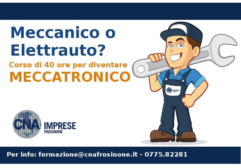 """Featured image for """"Autoriparazione. Partecipa al prossimo Corso per diventare MECCATRONICO"""""""