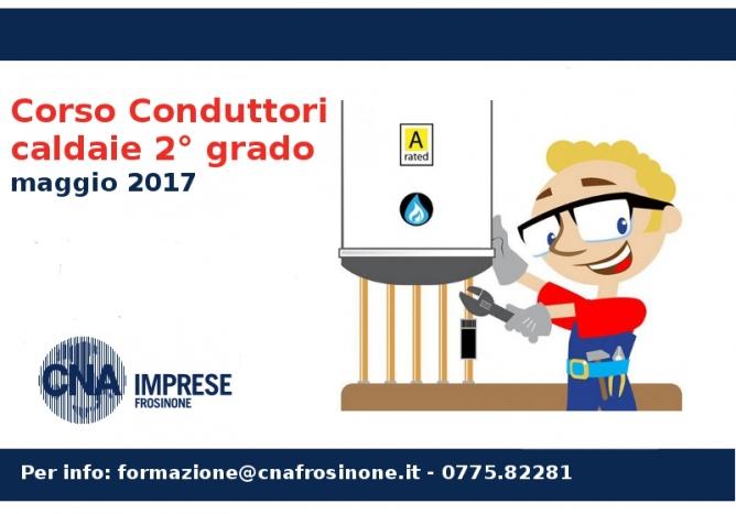 """Featured image for """"Corso Conduttori caldaie – 2° grado. Maggio 2017"""""""