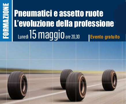"""Featured image for """"Pneumatici e assetto ruote. L'evoluzione della professione"""""""