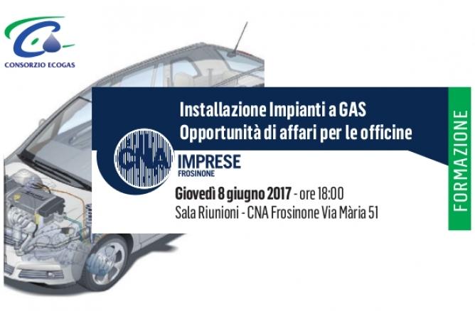 """Featured image for """"VUOI INSTALLARE IMPIANTI GPL E METANO? Partecipa all'incontro dell'8 giugno con il Consorzio EcoGas"""""""