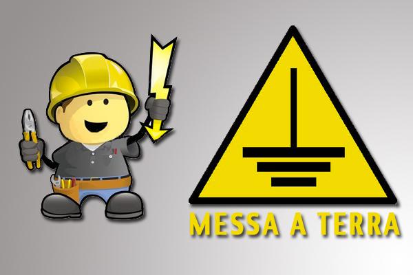 """Featured image for """"Verifica impianti di messa a terra. Obbligatoria per le imprese con almeno un dipendente"""""""
