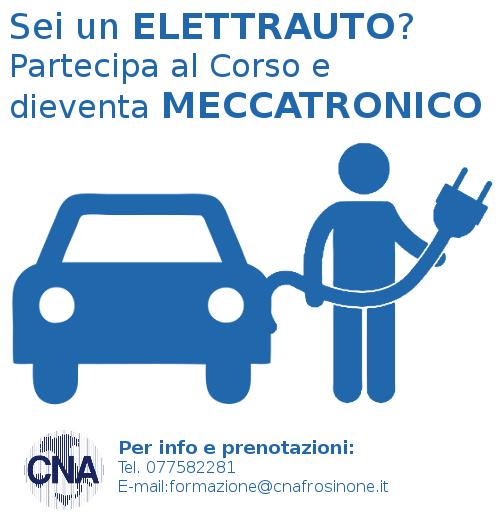 """Featured image for """"Sei un ELETTRAUTO? Partecipa al CORSO per diventare MECCATRONICO – Inizio gennaio 2018"""""""