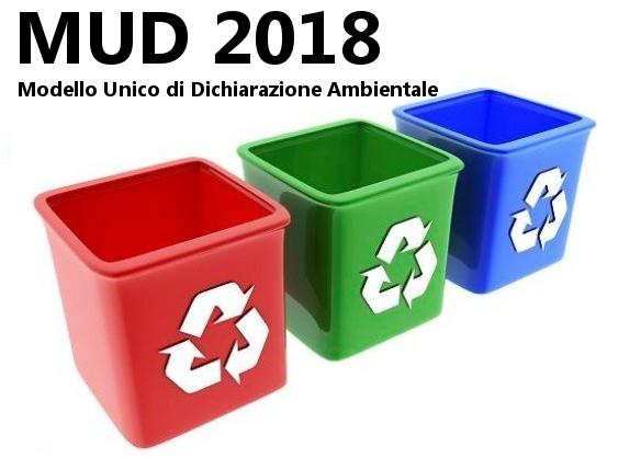 """Featured image for """"Rifiuti. Tutte le novità del MUD 2018"""""""