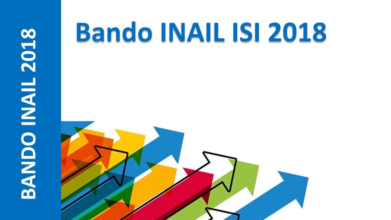 """Featured image for """"Bando ISI-INAIL: contributi a Fondo Perduto del 65%"""""""
