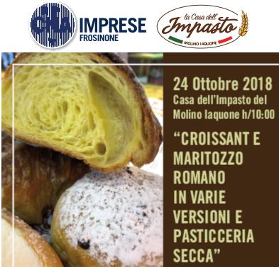"""Featured image for """"Corso Pasticceria – Croissant e maritozzo romano in varie versioni e Pasticceria secca."""""""