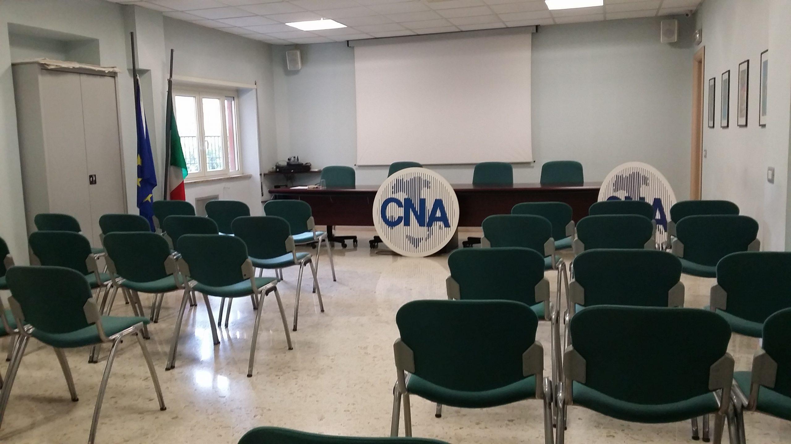 """Featured image for """"Ambienti CNA a disposizione delle Imprese associate"""""""