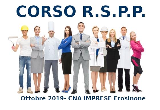"""Featured image for """"Corso RSPP+aggiornamento gratuito  – Ottobre 2019"""""""