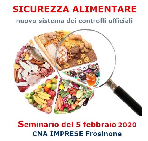 """Featured image for """"Sicurezza alimentare: il nuovo sistema dei controlli ufficiali – 5 febbraio 2020"""""""