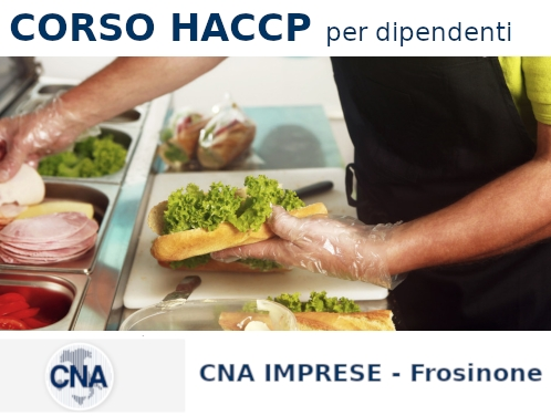"""Featured image for """"Corso HACCP per dipendenti – 19 e 26 febbario"""""""
