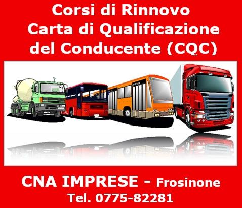 """Featured image for """"Corsi di Rinnovo della Carta di Qualificazione del Conducente (CQC)"""""""