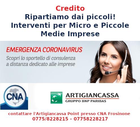 """Featured image for """"RIPARTIAMO DAI PICCOLI: INTERVENTI A SOSTEGNO DELLE Micro e Piccole Medie Imprese"""""""