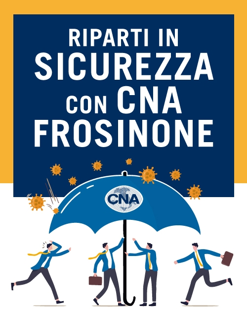 "Featured image for ""Coronavirus. Riparti in SICUREZZA con CNA Frosinone"""