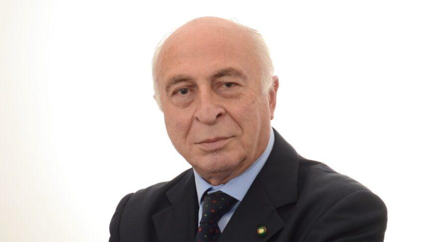 Emilio Silvestri - Presidente CNA Pensionati Frosinone