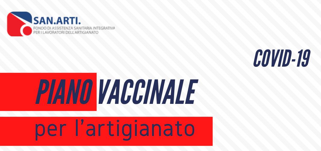 """Featured image for """"Piano vaccinale COVID-19 per l'artigianato"""""""