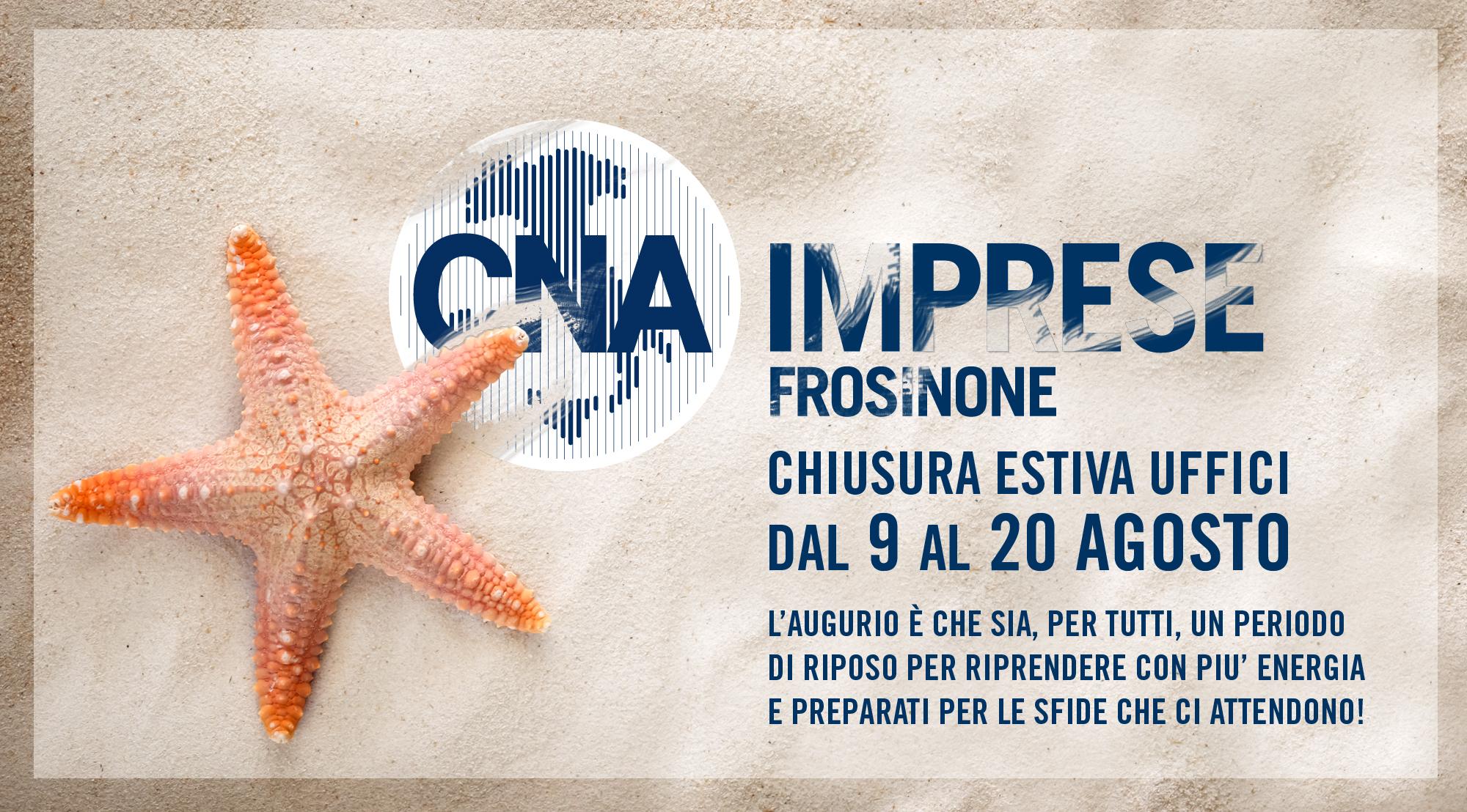 """Featured image for """"Chiusura estiva 2021"""""""