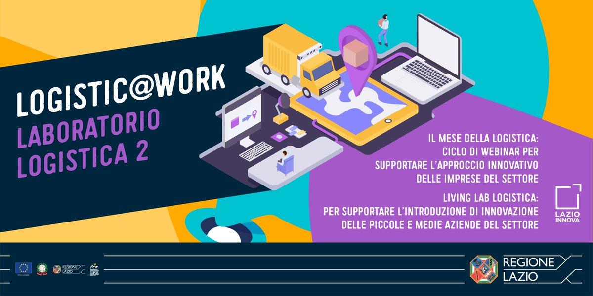 """Featured image for """"Opportunità di sviluppo per la Logistica da Lazio Innova"""""""