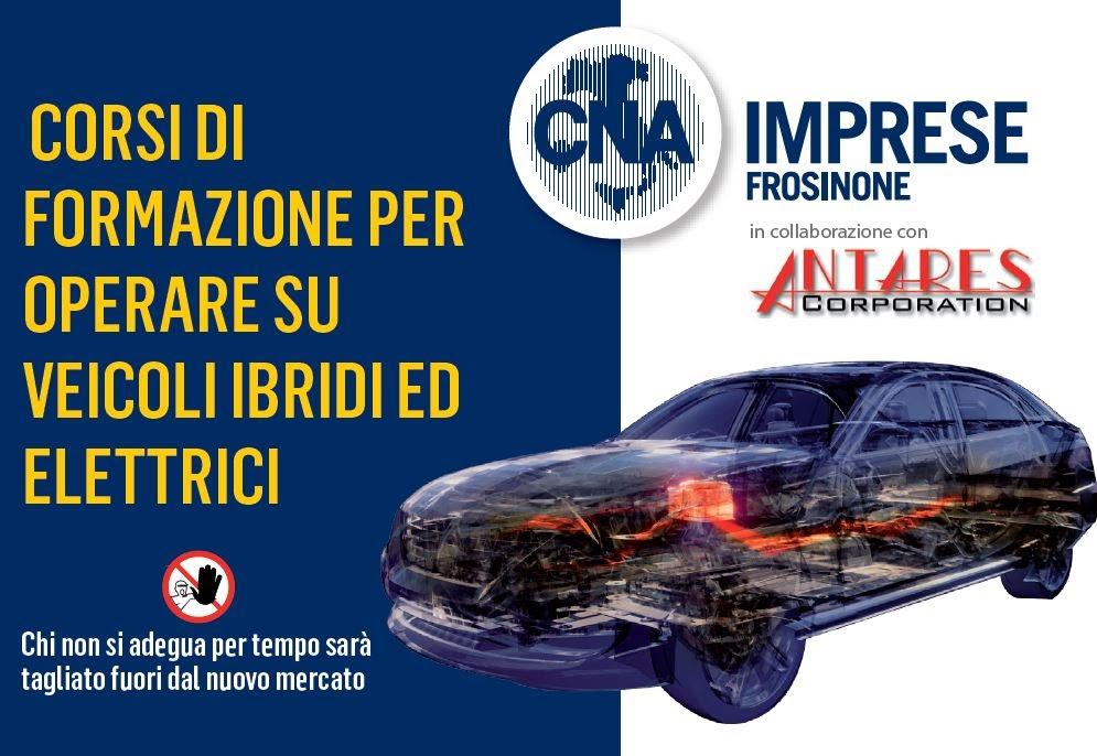 """Featured image for """"Autoriparatori: al via i Corsi per operare sui veicoli Ibridi ed Elettrici"""""""